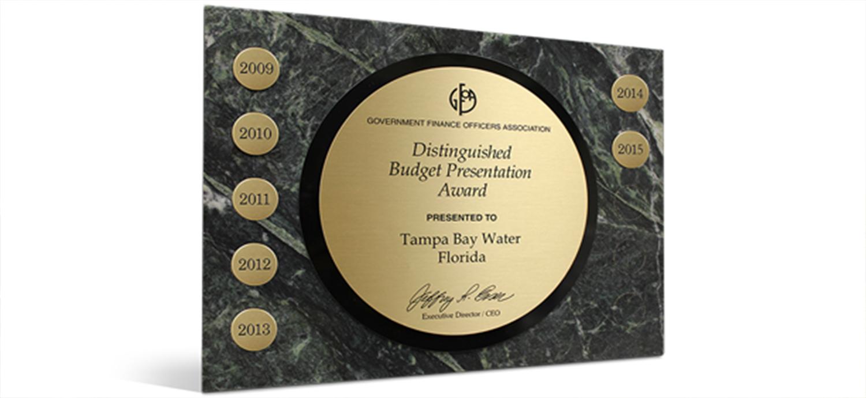 GF0A Budget Award