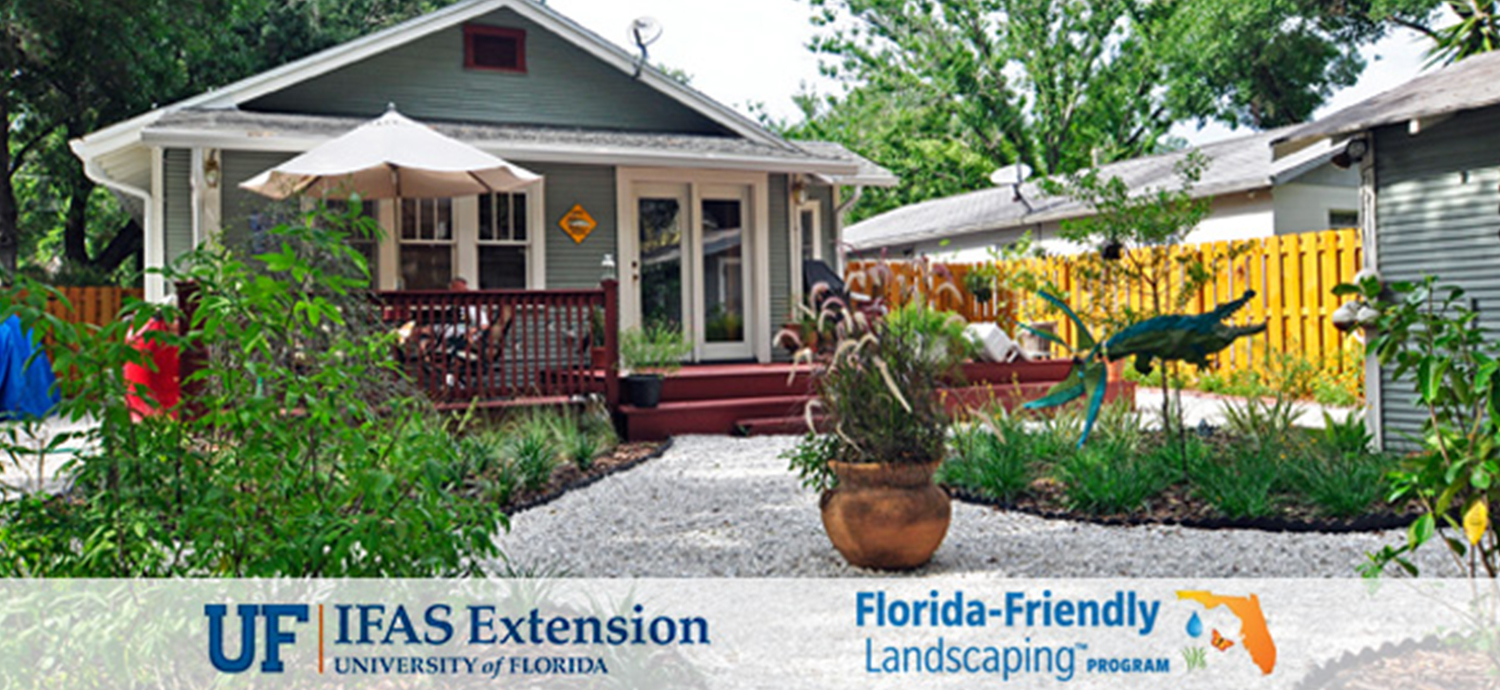 UF/IFAS Extension, University of Florida and Florida-Friendly Landscaping