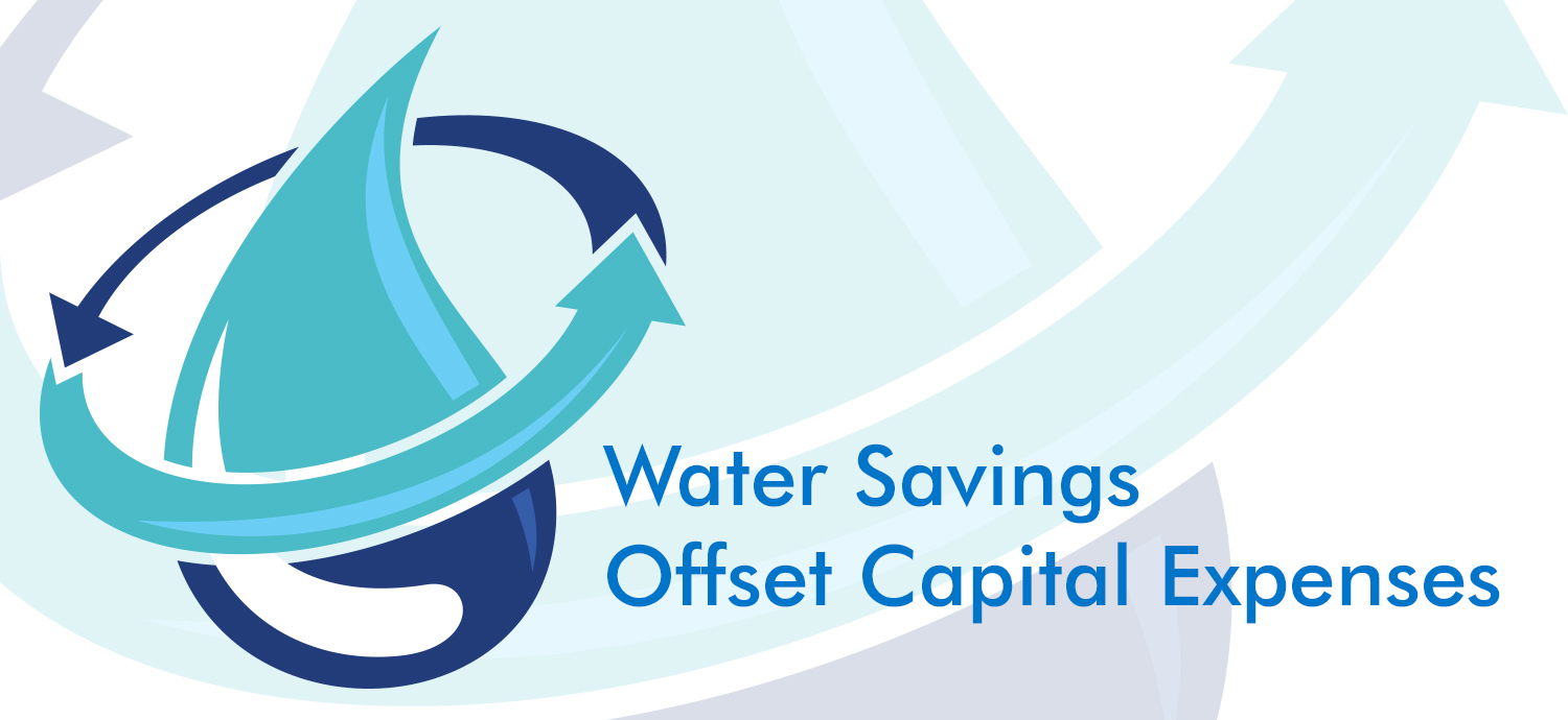 Water Savings Offset Capital Expenses